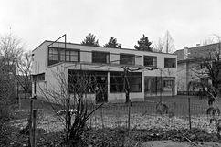 Casa Schaeffer, Riehen (1927-1928), junto con Hans Schmidt