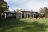 CSH #18-A (Casa West) de Rodney Walker, Los Ángeles (1948)