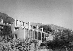 Viviendas Taglio, Orselina, Ticino (1963-1965), junto con Luigi Snozzi