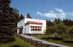 Casa del médico jefe en el Sanatorio de Paimio (1930)
