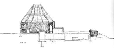 Asplund.Crematorio de Skövde.Sección.jpg