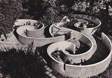 Laberinto de los niños, X Trienal, Milán (1954)