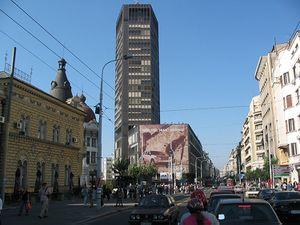 Vista del Beograđanka