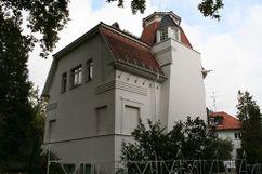 Casa Deister, Mathildenhöhe, Darmstadt (1900-1901)