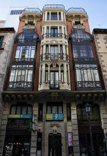Edificio Amós Espina, Madrid (1913)