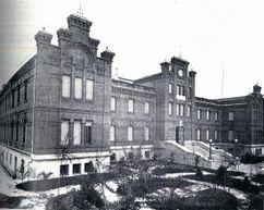 Asilo para ciegos de la Purísima Concepción, Madrid (1907)