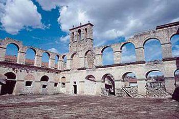 Ruinas del Monasterio de Santa María de Ovila
