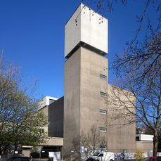 Iglesia de Santa Inés, Berlín (1964–1967)