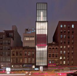 Galería  Sperone Westwater, Nueva York (2008-2010)