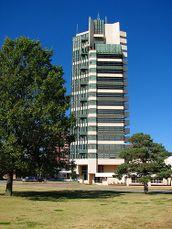 Torre Harold C. Price, Bartlesville, EE. UU.(1952-1956)