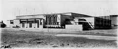 Pabellón Olímpico, Ámsterdam (1926-1928)