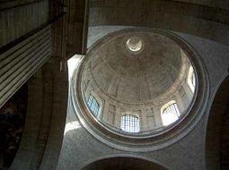 Cimborrio y cúpula de la Basílica.