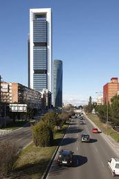 Torre Caja Madrid, Madrid (2002-2009)