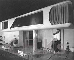 Space House, para Modernage Furniture Company, Nueva York (1933)