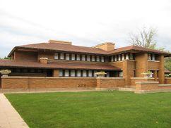 Casa Darwin D. Martin, Buffalo, EE. UU.(1903-1905)