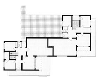 Casa para profesores de la bauhaus-casas de profesores-planta baja.jpg