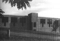 Sede de la empresa editorial Tribune Review, Greensburg (1958-1962)