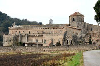 Monasterio de San Daniel.