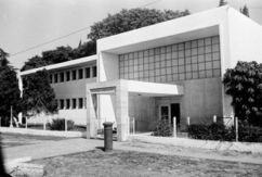 Hospital Psiquiátrico, Santa Fe (1938-1942)
