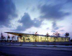 Centro de Congresos de Valencia, España (1993-1998)