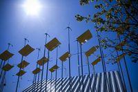 Molinos generadores de Energía