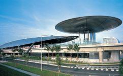 Estación de la Expo, Singapur (1997-2000)