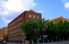 Edificio Ledigenheim, Munich (1927)