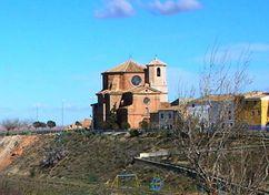 Iglesia parroquial de San Juan, Vinaceite (1775-1782)