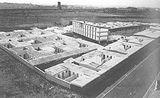 Unidad de Habitación Horizontal en Tuscolano, Roma (1950-1954)