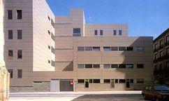 Edificio de Juzgados de Zaragoza (1987-1993)