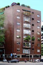 Viviendas en Tiziano, Milán (1963-1968)