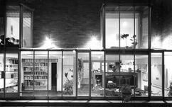 Tres viviendas en Murray Mews (1963-1966)