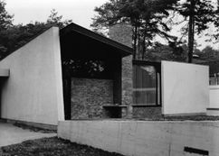 Casa Platte, Berlín (1957-1959), junto con Daniel Gogel