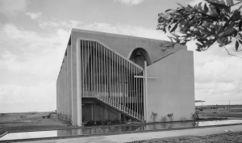 Iglesia de la base de la Marina, Miramar, California (1957)