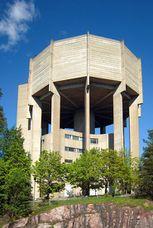 Depósito elevado de la Universidad Técnica de Otaniemi (1969-1971)