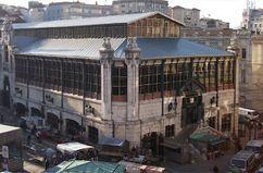 Mercado de la Esperanza, Santander, Junto con Juan Moya Idígoras (1897)