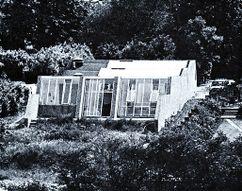 Casa Jaffe o Skybreak, The Warren, Radlett, Hertfordshire (1964-1966)