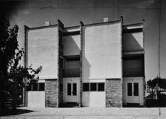 Viviendas adosadas, Torredembarra (Tarragona) (1959-1960)
