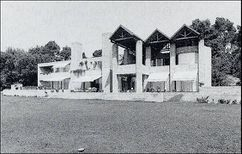 Casa Rodríguez Villa, Alcobendas, Madrid (1983)