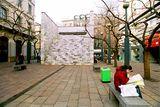 Monumento a Sandro Pertini, Milán (1988-1990)