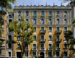 Casa Borletti, Milán (1927-1928) junto con Emilio Lancia