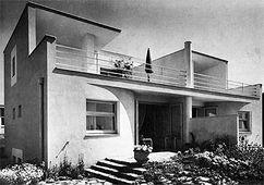 Casas 13 y 14 de la Colonia Werkbund de Viena (1931-1932)