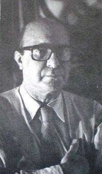 Clorindo Testa en 1981