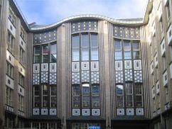 Neumannsche Fesrsäle, actuales Hackesche Höfe, Berlín (1905-1906)