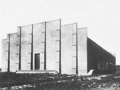 Fábrica textil Gerb. Meyer, Hannover (1920-1921)