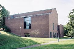 Iglesia de Harland, Gotemburgo  (1958)