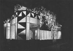 Pabellón de Altos hornos de Vizcaya en Expo 1922, Barcelona (1922)