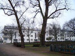 Asentamiento en Bornheimer Hang, Frankfurt am Main (1926-1930)