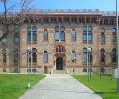 Casa Provincial de Maternidad y Expósitos, Barcelona (1889-1902)