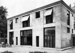 Casa Casandre, Versalles (1924-1925)